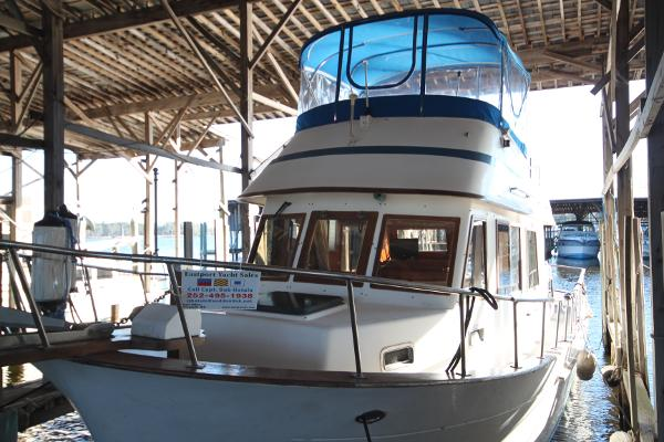 Marine Trader 34 Double Cabin Alliance