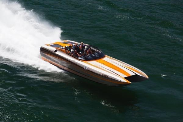 Daves Custom Boats M31