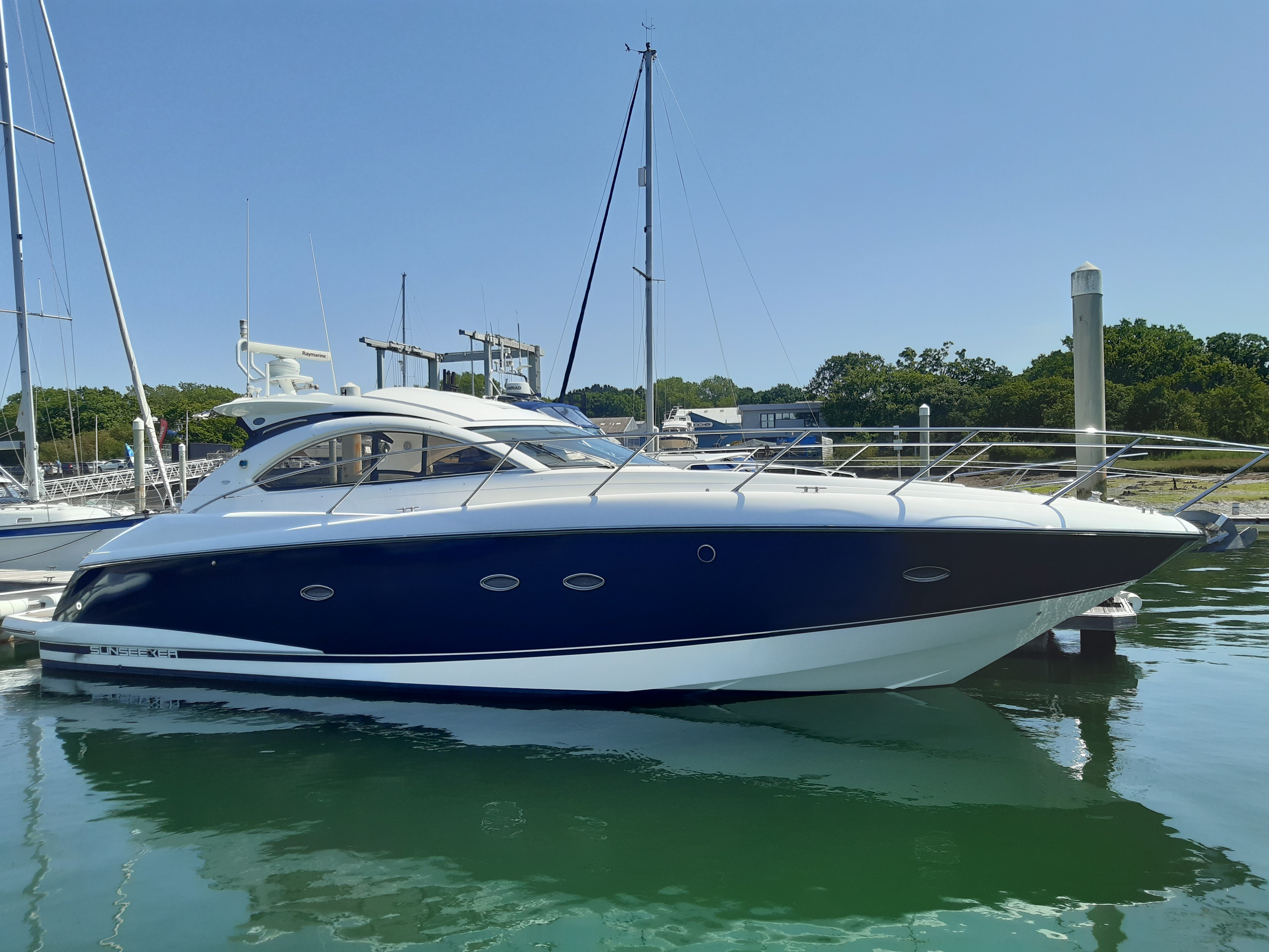 Sunseeker Portofino 47 For sale - Sunseeker Portofino 47