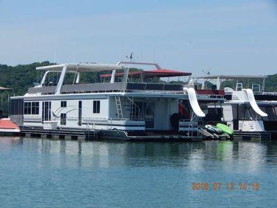 Fantasy houseboat  18 x 85