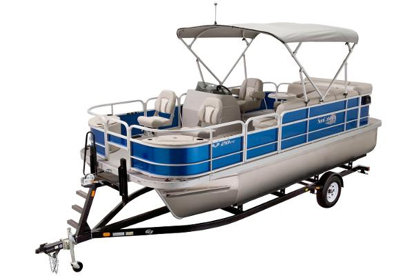 G3 Boats SunCatcher V20 Fish & Cruise Manufacturer Provided Image