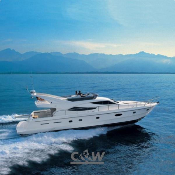 Ferretti Yachts 620 1