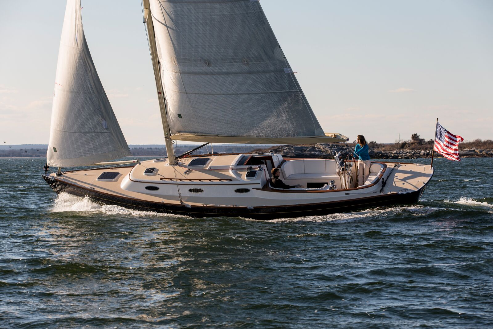Alerion Yachts 41