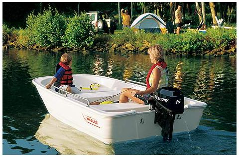 Boston Whaler 110 Tender Manufacturer Provided Image