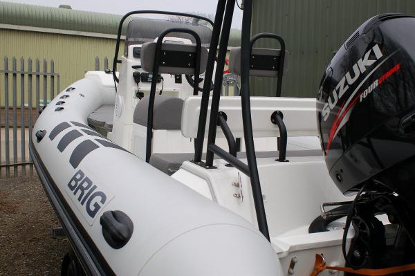 Brig Inflatables Navigator 570 RIB