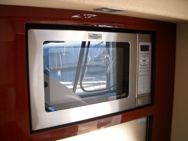 Galley- Microwave / Convection Oven