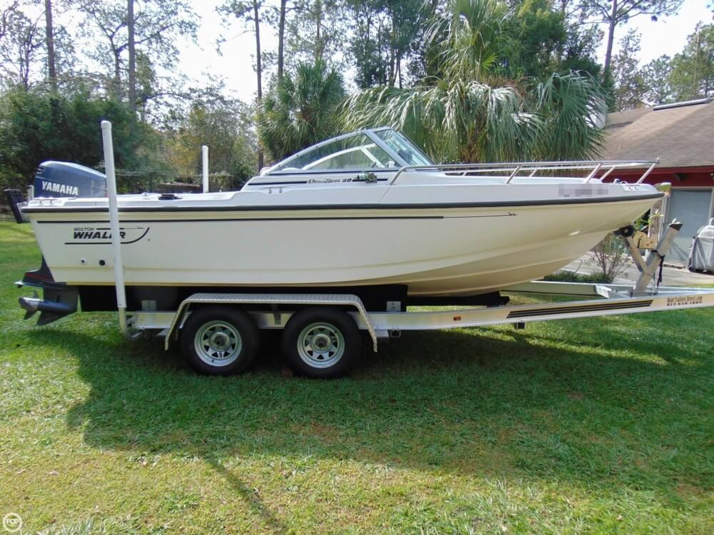 Boston Whaler 20 Dauntless 1996 Boston Whaler Dauntless 20 for sale in Middleburg, FL