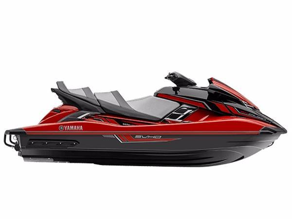 Yamaha Boats WAVERUNNER FX CRUISER SVHO FC1800A-SA