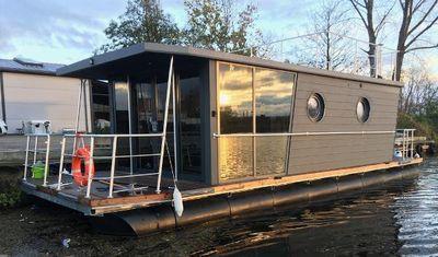 Waterlodge THREE - Floating Apartment