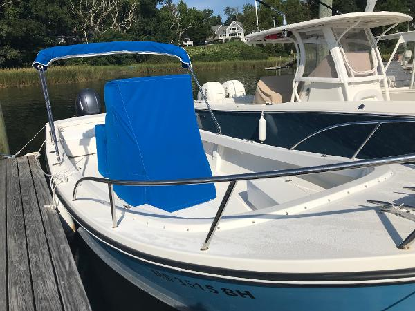 Eastern 248 Center Console