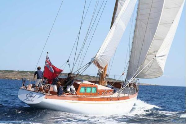 Marconi Cutter Emi starboard