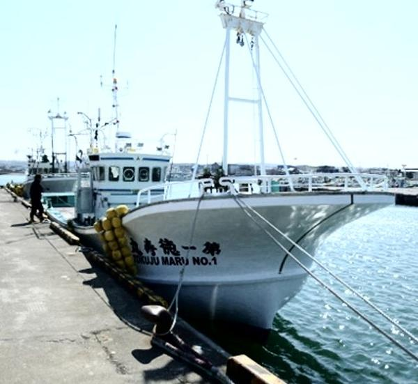 14.88m x 3.91m FRP Commercial Fishing Vessel !! gross tons