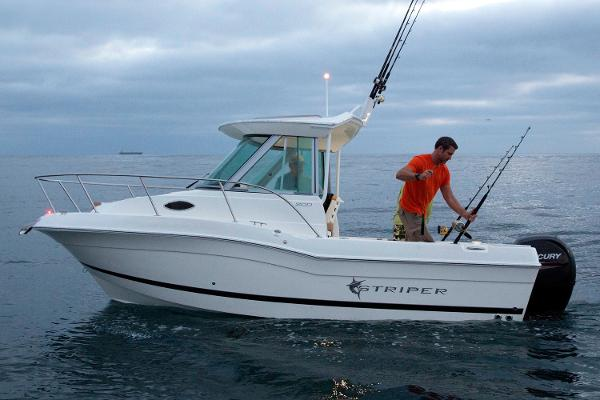 Striper 200 Walk Around