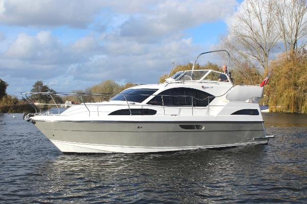 Haines 320 Aft Cabin