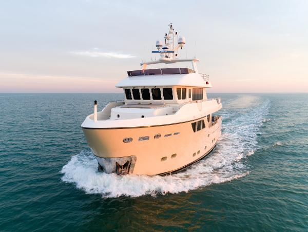 Cantiere Delle Marche Darwin Expedition Yacht