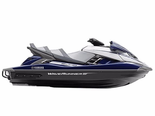 Yamaha Boats WAVERUNNER FX LTD SVHO FC1800B-S