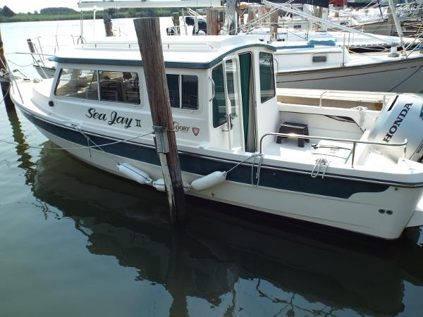 C-Dory 25 Cruiser SEA JAY II