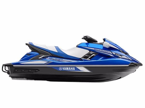 Yamaha Boats WAVERUNNER FX SVHO FC1800-S