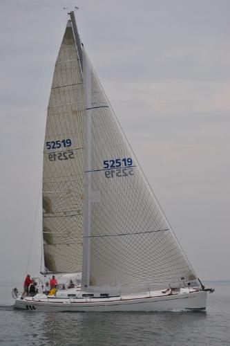 Dufour 44 Undersail Full Trim