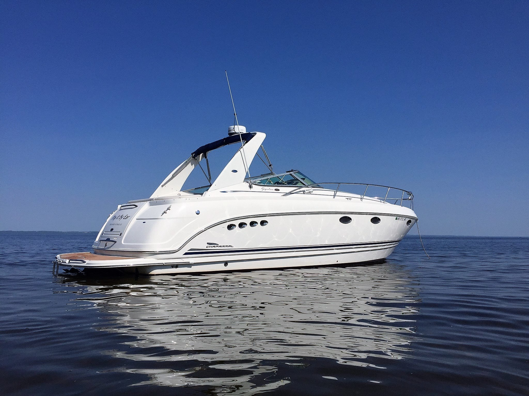 Chaparral Signature 350 Cruiser
