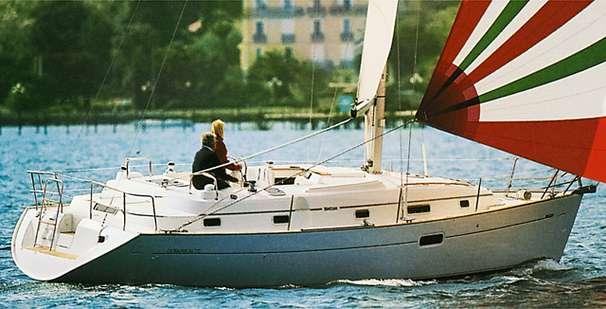 Beneteau Oceanis 36 CC Manufacturer Provided Image