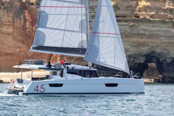 """Fountaine Pajot 45 """"ON ORDER"""""""