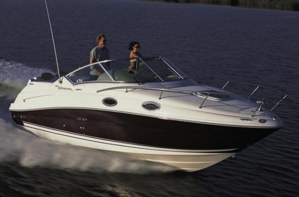Sea Ray 240 Sundancer Manufacturer Provided Image