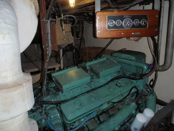 Custom Overnight Passage Maker Port Engine