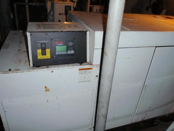 Custom Overnight Passage Maker 100 KW Onan Generator