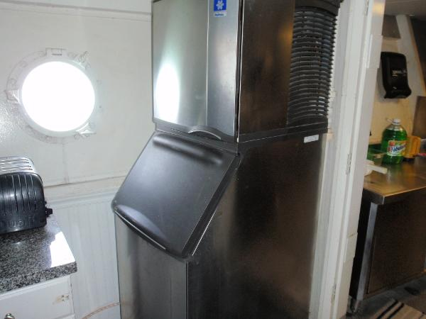 Custom Overnight Passage Maker Ice Maker