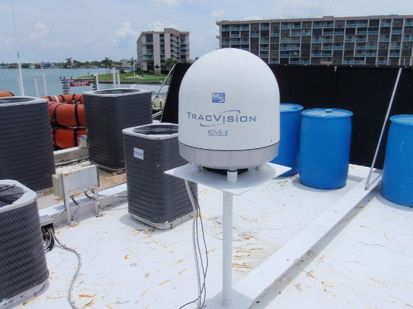 Custom Overnight Passage Maker Tracvision TV Antenna