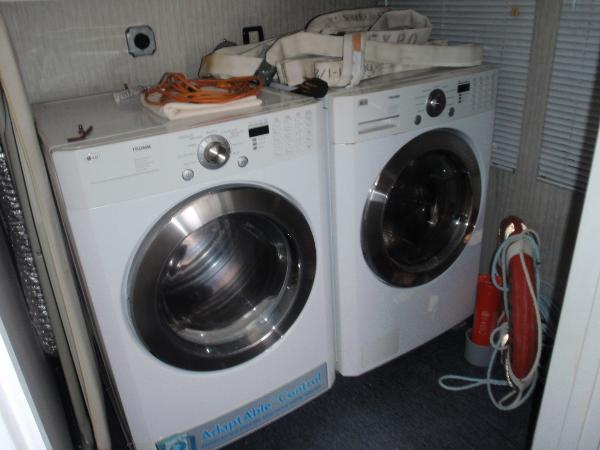 Custom Overnight Passage Maker Laundry Room 1