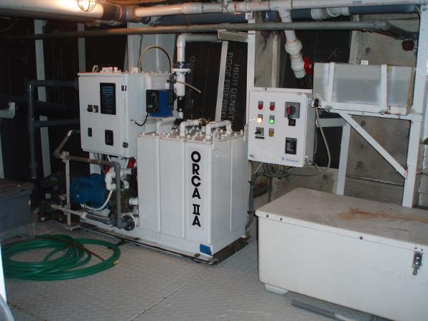 Custom Overnight Passage Maker Sewage Treatment System