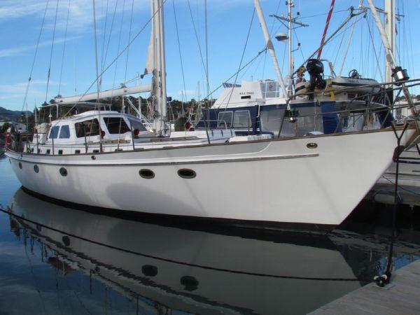 Warwick W55 Cruising Yacht