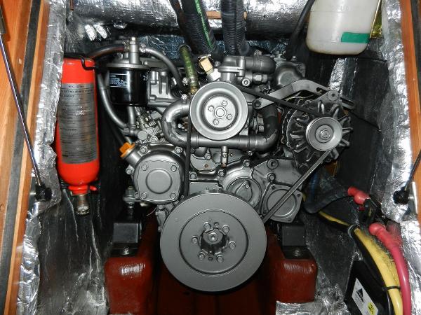 Yanmar 55HP