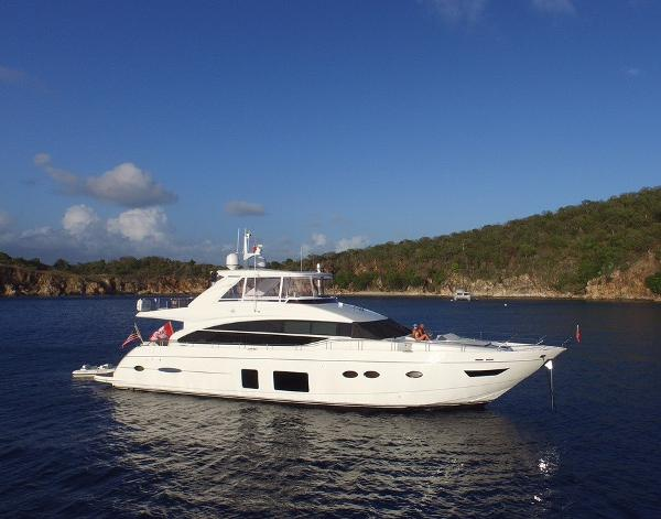 Princess 82 Motor Yacht 2014 82 Princess