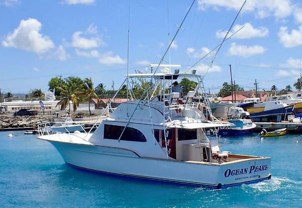 Buddy Davis 51 Custom Carolina Sportfish Profile