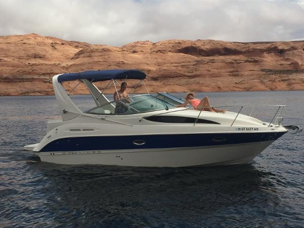 Bayliner Ciera Sunbridge 2755