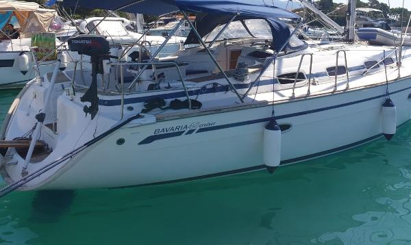 Bavaria 46 Cruiser / NEW engine