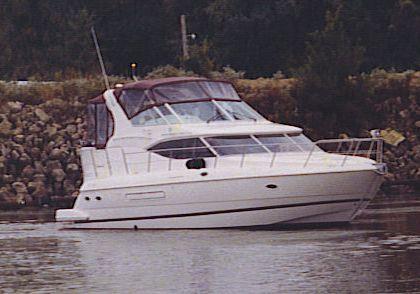 Cruisers 4450 Aft Express  2000 44 Cruisers