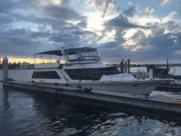 Bluewater Yachts Coastal Cruiser 51
