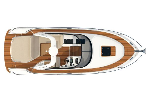 Bavaria Sport 29 Sundeck Layout Plan