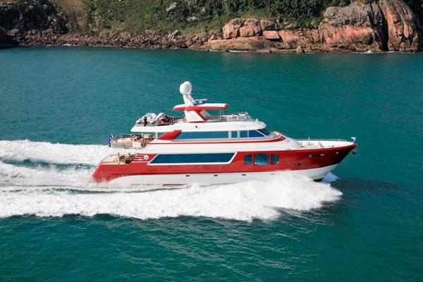 MCP Yachts Europa Explorer 100 Main