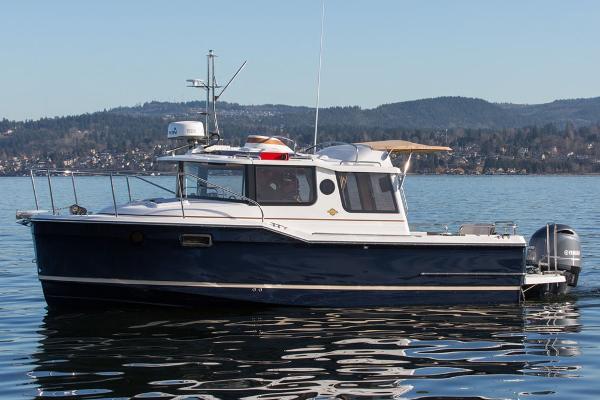 Ranger Tugs R-23 Manufacturer Provided Image