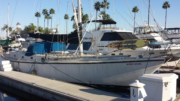 Northstar 48 Starboard Profile