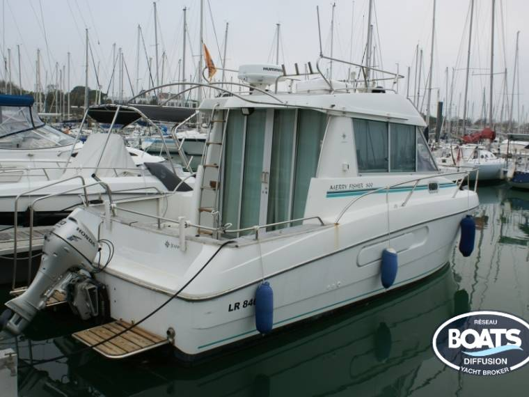 Jeanneau JEANNEAU MERRY FISHER 800 EB45481