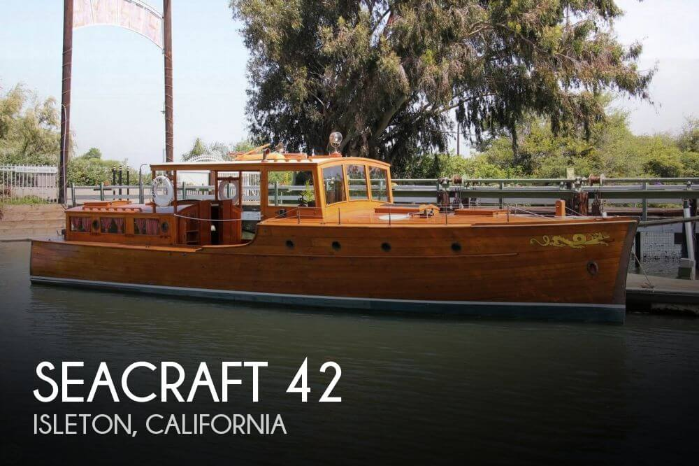 Sea Craft 42 1923 SeaCraft 42 for sale in Isleton, CA