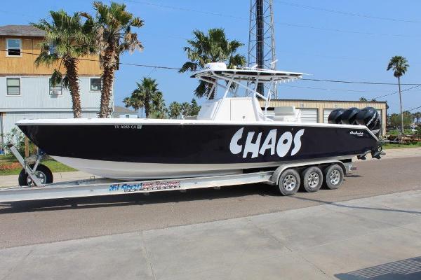Sea Hunter 35CC