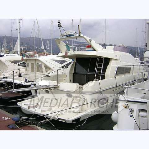 Ferretti Yachts 135 S Photo 1