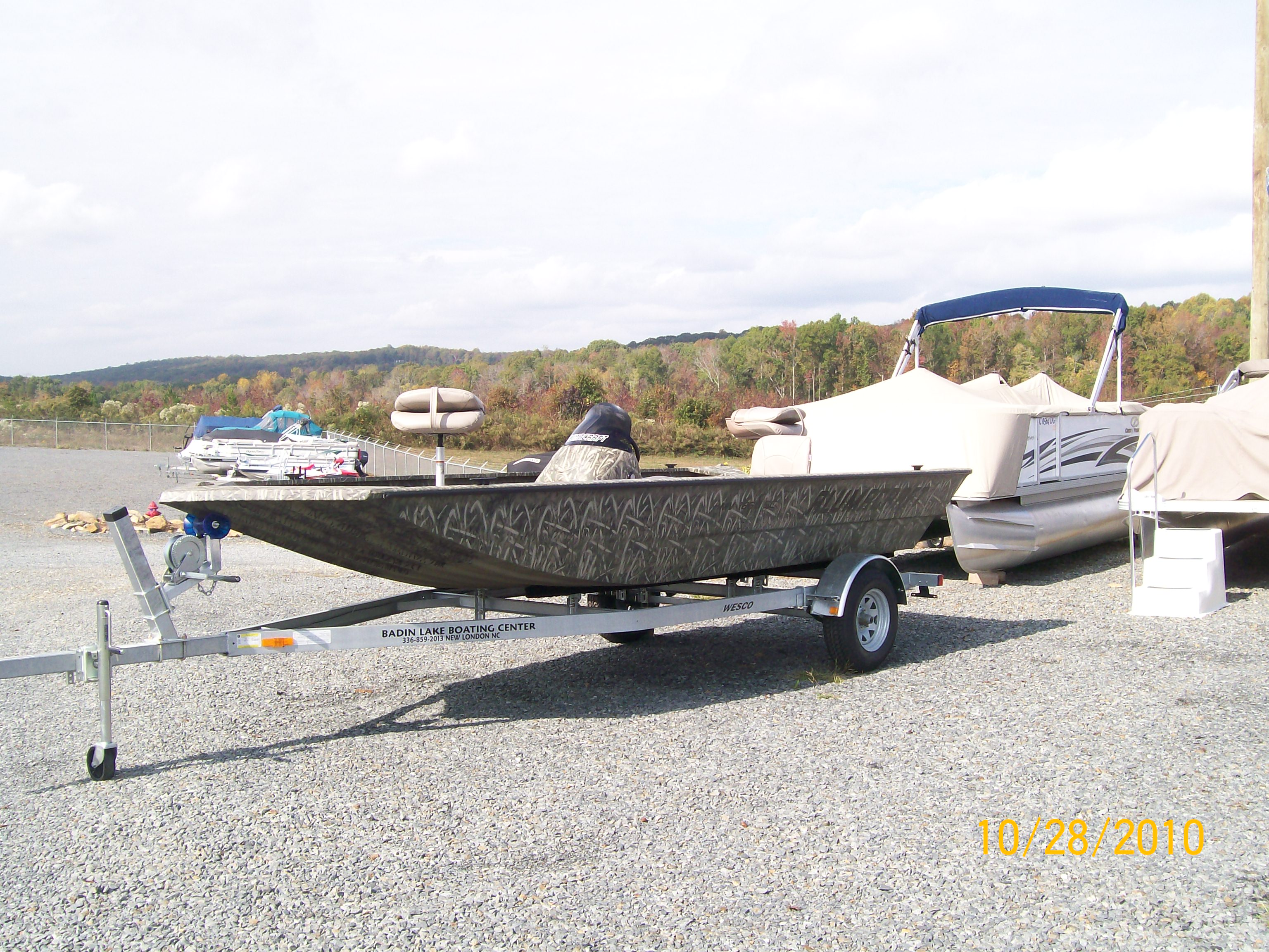 Alumacraft mv 1860 sc